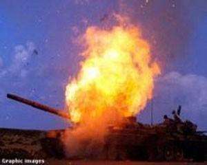 Liviyada bombalar partladı
