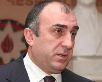 Məmmədyarov ABŞ-da ermənilərdən danışıb