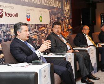 Amerikanın Azərbaycan üçün biznes imkanlarında Azercellin sponsorluğu