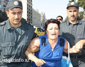 <b>Mitinq təşkilatçıları polisin xəbərdarlığına baxmayacaq </b>