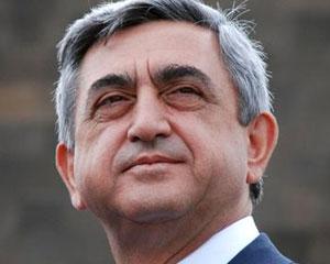 """Sarkisyan: """"Vaxt gəlib çatıb"""""""
