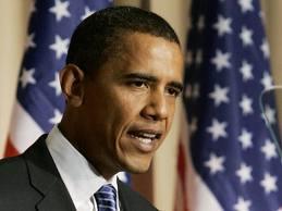 Obama növbəti müraciətini etdi
