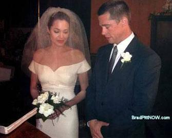 Ancelina Coli ilə Bred Pitt gecə və gündüzün bərabərində evlənəcəklər