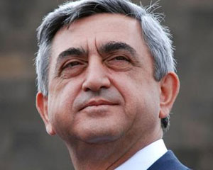 """""""Sarkisyanın çıxışı biabırçı bəyanat idi"""""""
