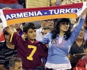 Ermənistandan Türkiyəyə jest