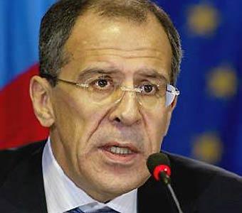 Lavrov Qarabağdan danışdı