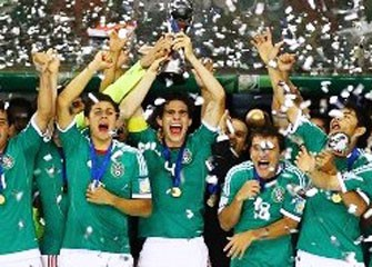 Meksika çempion oldu