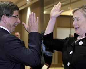 Hillari Klinton Türkiyəyə gəldi