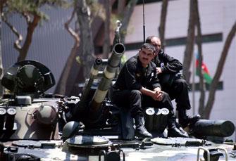 Azərbaycan hərbi reytinq siyahısında yoxdur