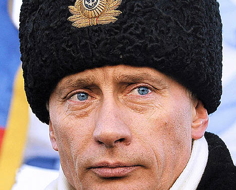 <b>Putin Cənubi Osetiyanı Rusiyaya birləşdirmək istəyini açıqladı </b>