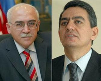 <b>Əli Kərimli ilə İsa Qəmbər Ayaz Mütəllibovun yanında</b>