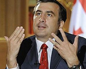 """Saakaşvili: """"Qafqaz vahid olacaq"""""""