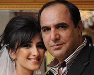 <b>Manaf Ağayev qızını müğənniyə ərə verdi? </b>