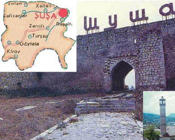 <b>Şuşa və Ağdamın turizm potensialı araşdırılır</b>