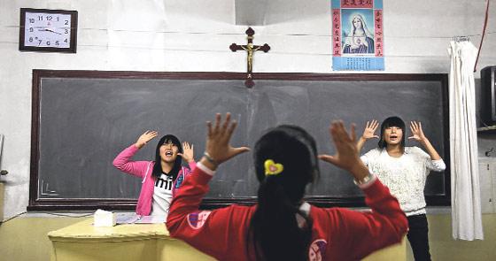 Çin əhalisi sürətlə xristianlaşır