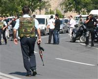 Polis qatilləri yaxalandı
