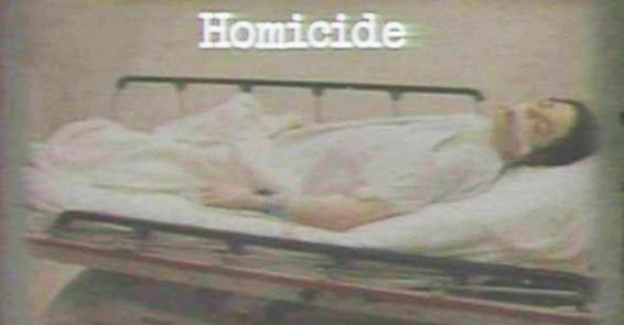 <b>Maykl Ceksonun ölüm şəkilləri ortaya çıxdı</b>