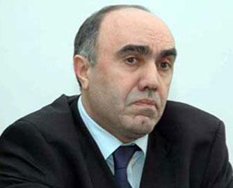 Zakir Qaralov İnterpolla görüşdü