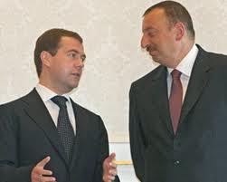 <b>Medvedev Azərbaycan prezidentini təbrik etdi</b>