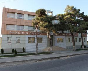 Sabunçuda Əhalinin Sosial Müdafiəsi Mərkəzi üçün yeni inzibati bina istifadəyə verilib