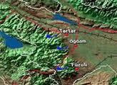 Gədəbəy rayonu atəşə tutulub