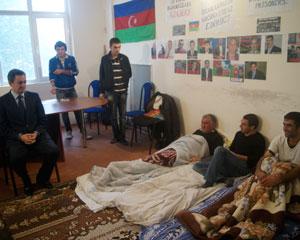 """""""Qarabağ"""" bloku aksiyanı dəstəklədi"""