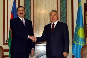 Qazaxıstanla 4 sənəd imzalandı