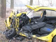 <b>Xırdalanda qəza, sürücü öldü</b>