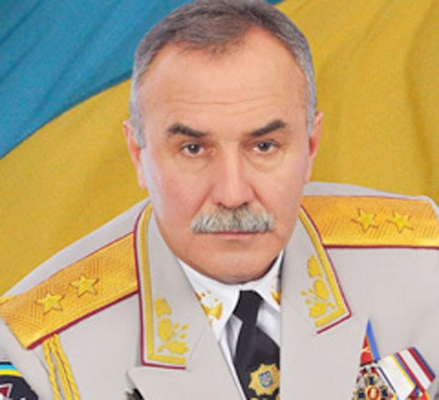 Ukrayna generalı Bakıdadır