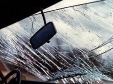 """Paytaxtda 3 """"Mercedes"""" toqquşdu"""
