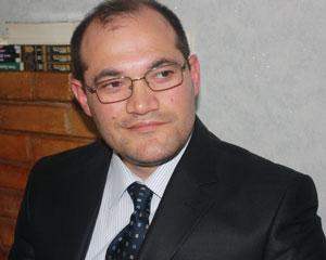 Razi Nurullayev Almaniya səfiri ilə görüşüb