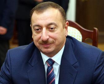 İlham Əliyev Çexiya Prezidentini təbrik edib