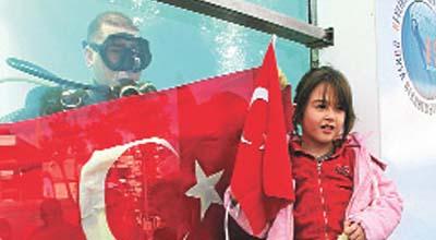 Türk idmançı rekord vurdu