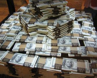 Bir milyard dolları keçdi