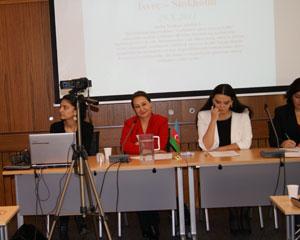 Dünya Azərbaycanlı Qadınların I Qurultayı keçirilib