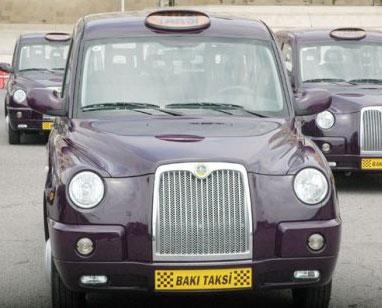 London taksiləri ilə bağlı bəyanat