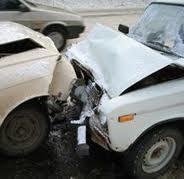 <b>İnşaatçılar prospektində iki avtomobil toqquşdu</b>