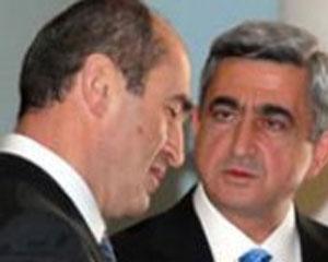 <b>Köçəryan Sarkisyana sui-qəsd hazırlayıb</b>