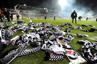 """Zəlzələ """"Beşiktaş""""a baha başa gəldi"""