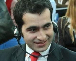 Bəxtiyar Hacıyev Ketrin Eştona məktub yazdı