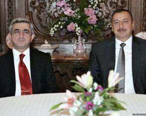 """<b>""""İlham Əliyev Sarkisyanla bir masa arxasında oturmaq istəmir""""</b>"""