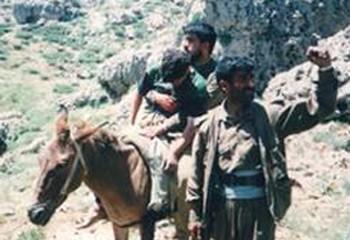 <b>PKK-nın səfalətli düşərgəsindən görüntülər  - <font color=red>Fotolar</b></font>