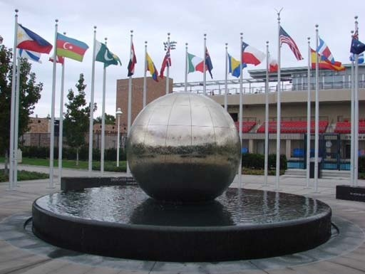 <b>Kaliforniyada Azərbaycan bayrağı qaldırıldı</b>