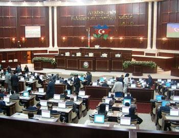 QAT parlamentə müraciət etdi