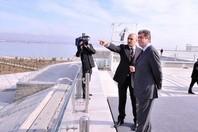 Bolqarıstan prezidenti Bayraq Meydanında