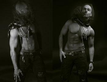Azərbaycanlı model məşhur modelyerin reklam siması olub - <font color=red>Fotosessiya</font>