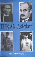 """""""TURAN Aşiqləri"""" kitabı çapdan çıxdı"""