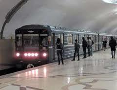<b>Metroda gərginlik yaşandı</b>