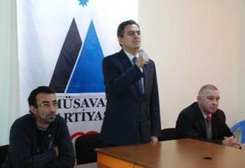 Azərbaycan müxalifəti dinləmələr keçirdi
