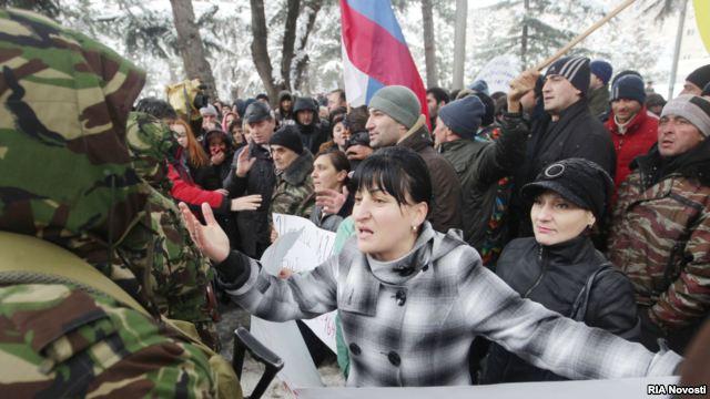 <b>Cənubi Osetiyada qarşıdurma yarandı</b>